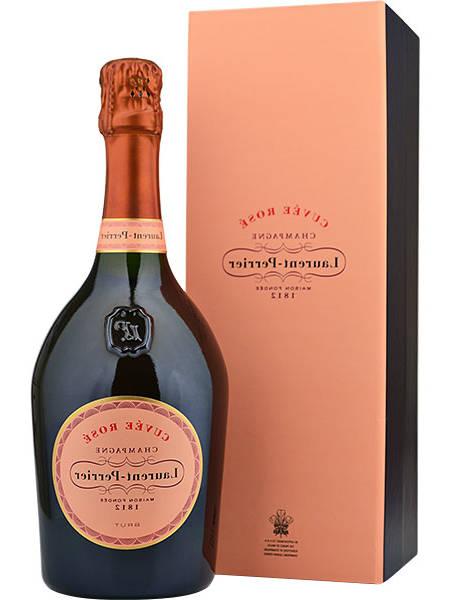 champagne alfred rothschild rose prix