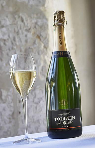 Bruno michel champagne rose