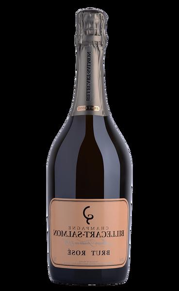 Champagne rosé ruinart
